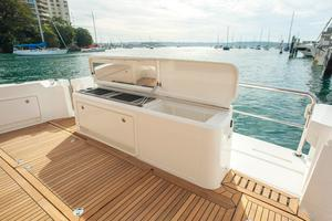 52' Riviera Enclosed Flybridge- On Order! 2019 RivieraYachts52FlybridgeCockpitBBQandDualTransomDo