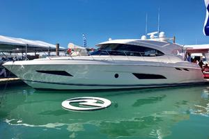 54' Riviera 5400 Sport Yacht-AVAILABLE NOW! 2017 Riviera 5400 Sport Yacht