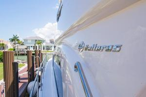 64' Hatteras 64 Motor Yacht 2008 Port Side Deck