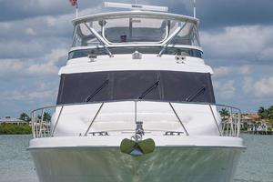 64' Hatteras 64 Motor Yacht 2008 Bow