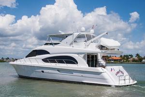 64' Hatteras 64 Motor Yacht 2008 Stern