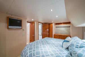 64' Hatteras 64 Motor Yacht 2008 Master Stateroom