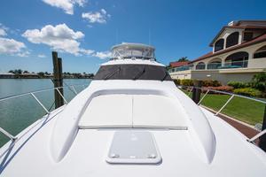 64' Hatteras 64 Motor Yacht 2008 Sun Pad