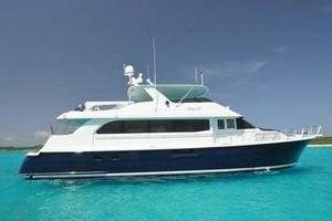 75' Hatteras Motor Yacht 2002 75 Hatteras ISLAND GIRL