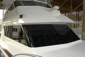52' Hatteras 52 Convertible 1987 Front of House