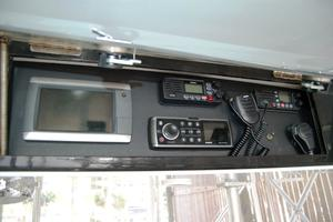 52' Hatteras 52 Convertible 1987 Electronics Box