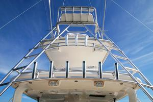32' Tiara 3200 Open 2004 Tower