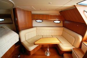 32' Tiara 3200 Open 2004 Salon to starboard