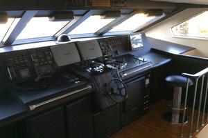 116' Denison  1987 Pilothouse