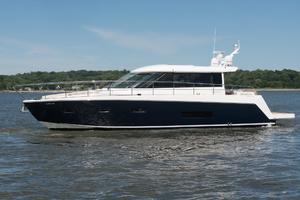 51' Sealine C48 2013 Port Profile