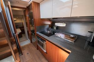 51' Sealine C48 2013 Lower Galley