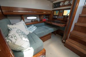 51' Sealine C48 2013 Lower Study