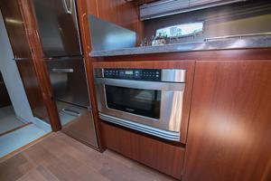 51' Sealine C48 2013 Sharp convection