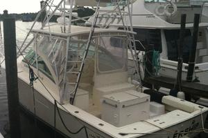 Dealership is a Albemarle Express Yacht For Sale in Carrabelle--13