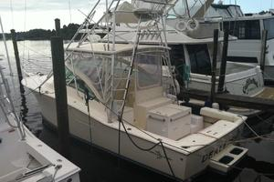 Dealership is a Albemarle Express Yacht For Sale in Carrabelle--0