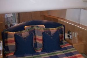 60' Hatteras Enclosed Bridge Convertible 1999 1999 Staterooms