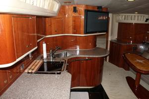 60' Sea Ray 600 Sun Sport 2003 Galley