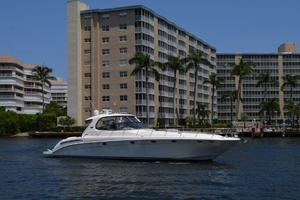 55' Sea Ray 550 Sundancer 2004 2004 Sea Ray 550 Sundancer - Strbrd Profile