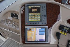 55' Sea Ray 550 Sundancer 2004 Garmin 5212 + RL80C