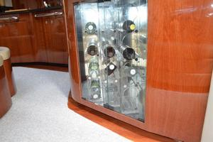 55' Sea Ray 550 Sundancer 2004 Wine Cooler