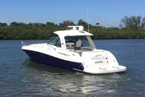 52' Sea Ray 52 Sundancer 2008 Port Aft