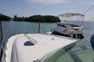 52' Sea Ray 52 Sundancer 2008 Looking Forward