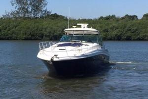 52' Sea Ray 52 Sundancer 2008 2008SeaRay52SundancerBow