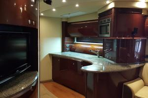 52' Sea Ray 52 Sundancer 2008 Galley