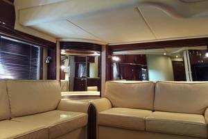 52' Sea Ray 52 Sundancer 2008 Salon Settee