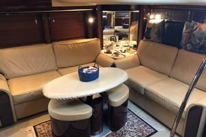 52' Sea Ray 52 Sundancer 2007 Salon Seating