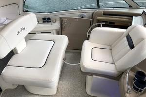 52' Sea Ray 52 Sundancer 2007 Companion Seating