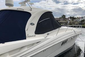 52' Sea Ray 52 Sundancer 2007 Strbrd Bow