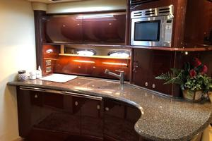 52' Sea Ray 52 Sundancer 2007 Galley