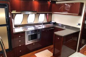 48' Sea Ray 48 Sundancer 2007 Galley