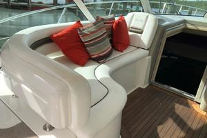 48' Sea Ray 48 Sundancer 2007 Companion Settee