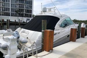 48' Sea Ray 48 Sundancer 2007 Exterior w/ Canvas