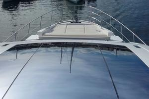 55' Azimut 55s 2016 SunRoof Above Salon