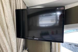 40' Azimut 40S 2012 Salon - FlatScreen TV