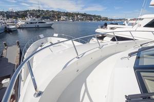 90' Ocean Alexander Skylounge Motoryacht 2012 Portuguese Bridge
