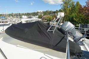 90' Ocean Alexander Skylounge Motoryacht 2012 Tender 14 Novurania