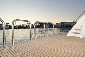 90' Ocean Alexander Skylounge Motoryacht 2012 Swim Platform