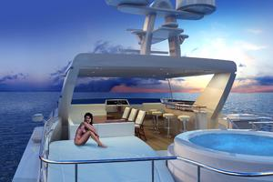 100' Custom Tri-Deck Explorer Yacht 2021