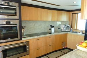 120' Inace Explorer 2012 Galley