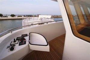 120' Inace Explorer 2012 Bridge