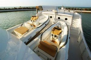120' Inace Explorer 2012 Boat deck