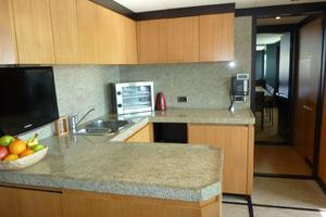 120' Inace Explorer 2012 Galley- Stewardess area