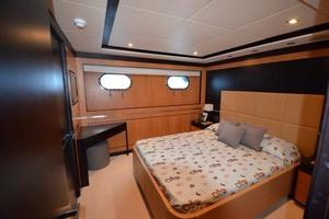 120' Inace Explorer 2012 Queen guest staterooms