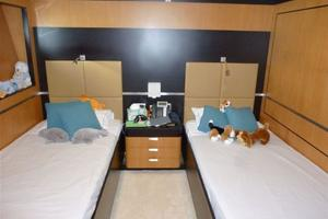 120' Inace Explorer 2012 Single stateroom