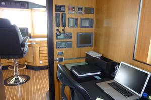 120' Inace Explorer 2012 Ships office