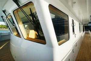 120' Inace Explorer 2012 Pilothouse